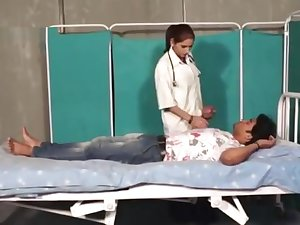 Shruthi bhabhi as doctor