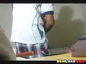 Cheating Indian Girlfriend Caught